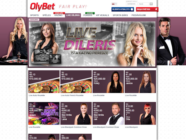 OlyBet screenshot 5